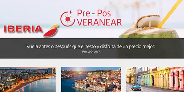 Iberia ofertas de verano 2019