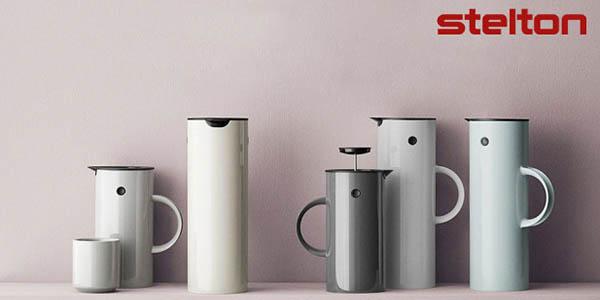 jarra térmica calidad Stelton 1 litro de capacidad chollo