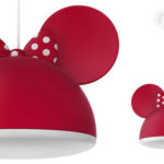 Lámpara colgante Philips Disney Minnie Mouse barata en Amazon
