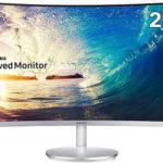 Monitor curvo Samsung LC27F591FDU de 27'' Full HD
