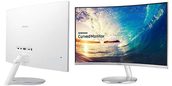 Monitor curvo Samsung LC27F591FDU de 27'' Full HD barato