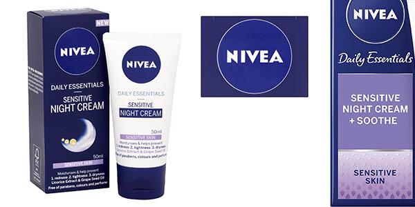 Chollazo Pack x2 Nivea Daily Essentials crema de noche por sólo 4 a691839010630