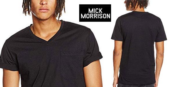 Pack x2 camisetas Mick Morrison chollo en Amazon