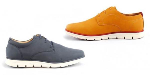 pack 2 zapatos de vestir Blucher chollo