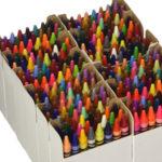 Pack 288 Crayones Crayola de 72 colores barato en Amazon