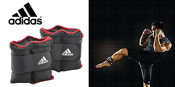 pesos ajustables para tobillos Adidas baratos