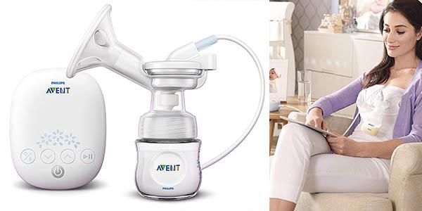 Philips Avent SCF301/02 extractor de leche materna y bolsas de almacenaje herméticas en oferta
