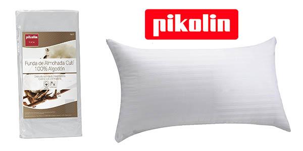 Pikolin Home fundas para almohada algodón cutí baratas