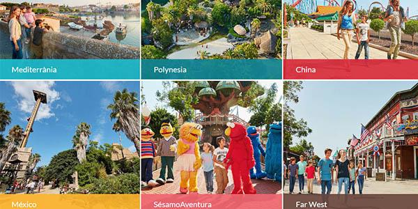 PortAventura Park entradas y alojamiento chollo