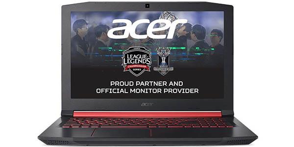 Portátil Acer Nitro 5 AN515-51 de 15,6'' FullHD