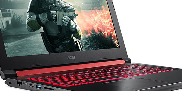 Portátil Acer Nitro 5 AN515-51 en Amazon