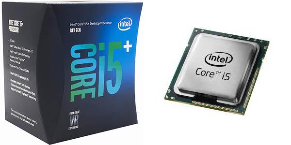 Procesador Intel Core i5-8400 a 2,80 GHz