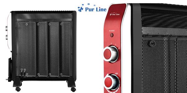 Radiador Pur Line de Mica de 2000 W en dos colores chollazo en eBay