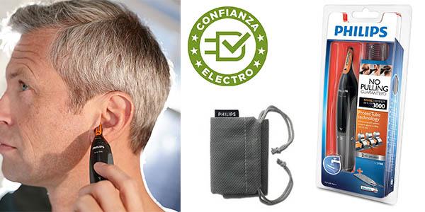 recortador de vello facial Philips NT3160/10 con gran relación calidad-precio