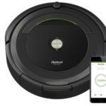 Robot aspirador Roomba 696 programable con App y con WiFi barato en eBay