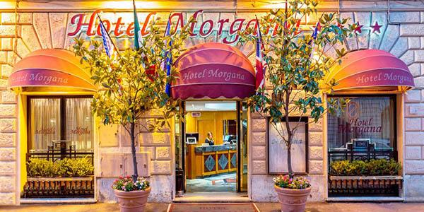 Roma viaje de fin de semana oferta en hotel con desayunos