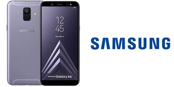 Smartphone Samsung Galaxy A6 32GB + 3GB RAM