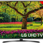 Smart TV LG 49UK6470PLC UHD 4K HDR de 50'' con LG ThinQ AI