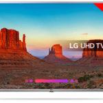 Smart TV LG 50UK6500 UHD 4K HDR de 50''