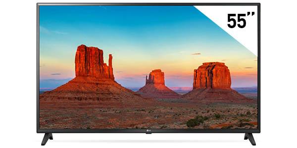 Smart TV LG 55UK6200 UHD 4K HDR de 55''