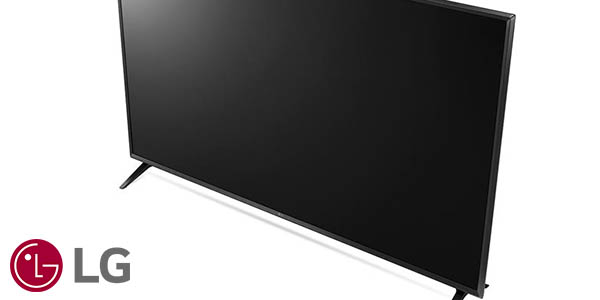 Smart TV LG 55UK6200 UHD 4K HDR de 55'' en Día
