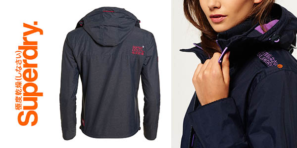 Superdry Artic SD Windcheater cazadora barata