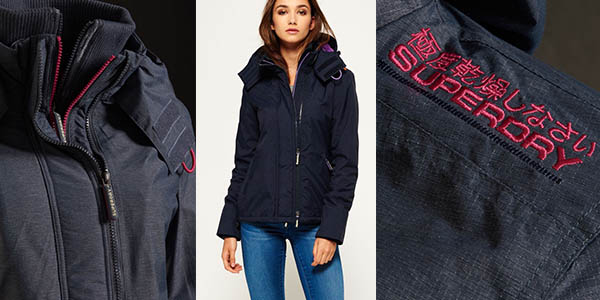 Superdry Artic SD Windcheater cazadora polar chollo
