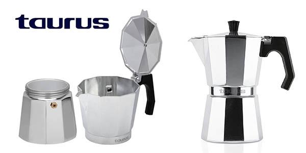 Taurus Italica inducción T6 cafetera italiana barata
