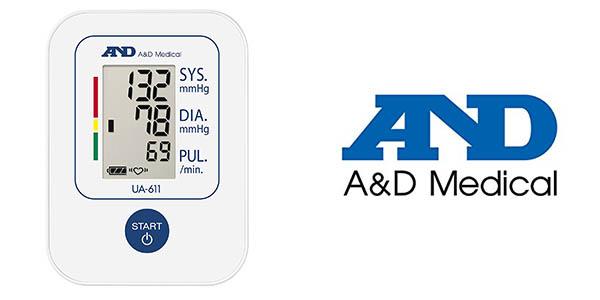 Tensiómetro de brazo digital A&D UA-611 en Amazon