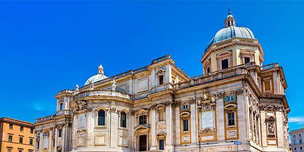 alojamientos baratos en Roma para un viaje corto