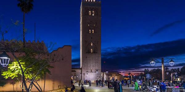 visitar Marrakech oferta flash Rumbo