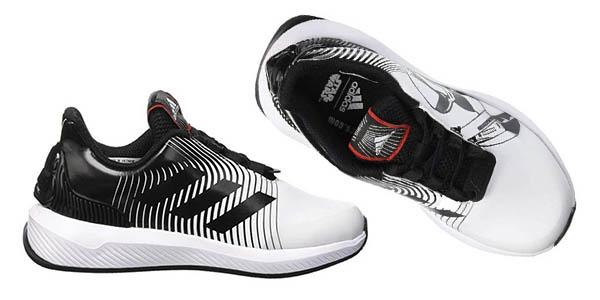 zapatillas Adidas RapidaRun Starwars oferta