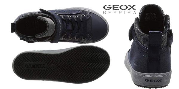 Por Geox I Sólo 97 Zapatillas Para Chollazo Wps6qn4v Niña Kalispera J 34 3RL54jA