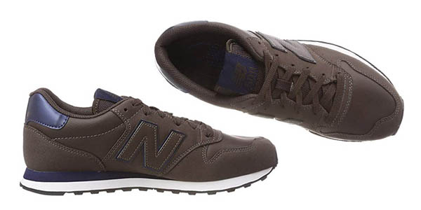 zapatillas casuales New Balance GM500 oferta