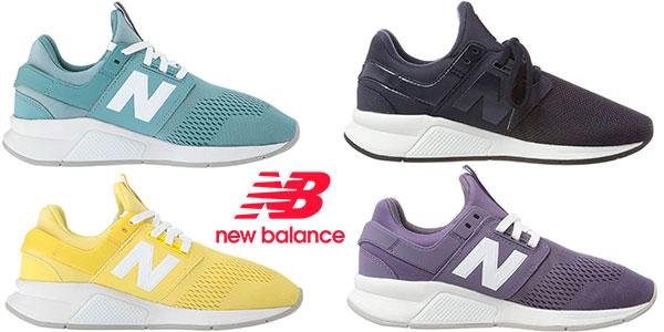 Zapatillas New Balance 247v2 para mujer baratas