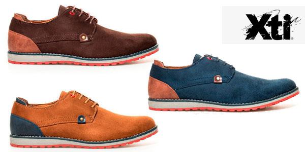 1e5b00a98 Zapatos Xti Lio en varios colores para hombre baratos en eBay