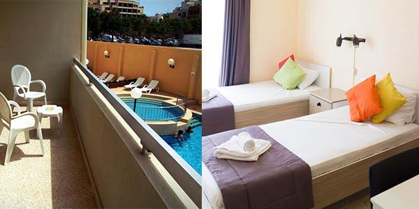 alojamiento en Malta con genial relación calidad-precio