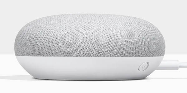 Altavoces inteligentes Google Home en varios colores