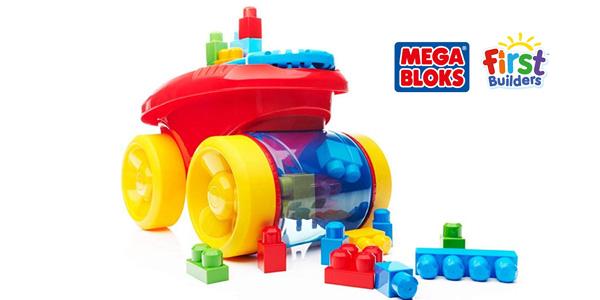 Apisonadora Traga bolas Mega Bloks-CNG23 Disney barata en Amazon