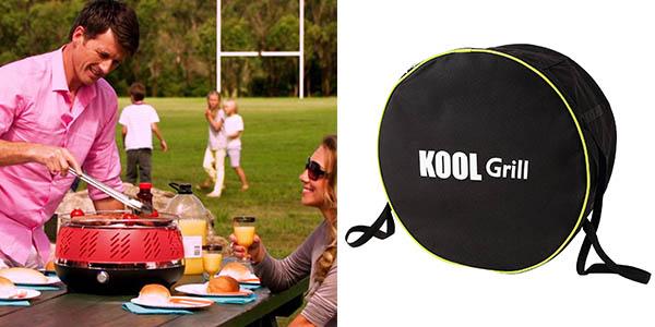 barbacoa Kool de fácil transporte y tamaño compacto chollo