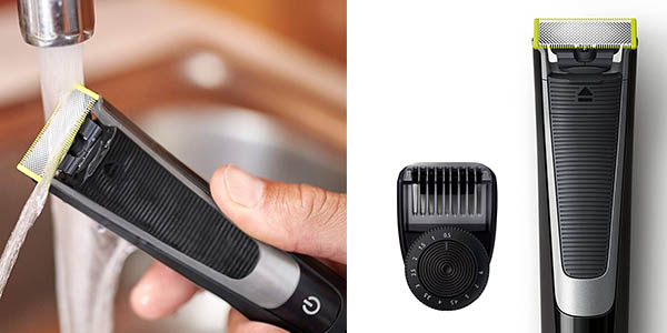 barbero eléctrico Philips OneBlade Pro QP6510/60 oferta