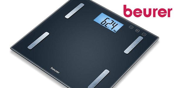 Báscula Digital Diagnóstica Beurer BF-179 con IMC barata en Amazon