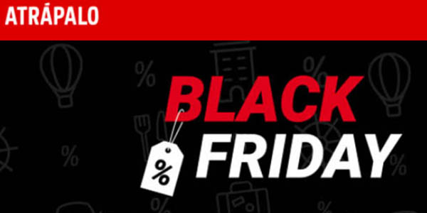 Black Friday Atrápalo 2018
