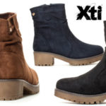 Botines Xti Andrea para mujer en 3 colores baratos en eBay