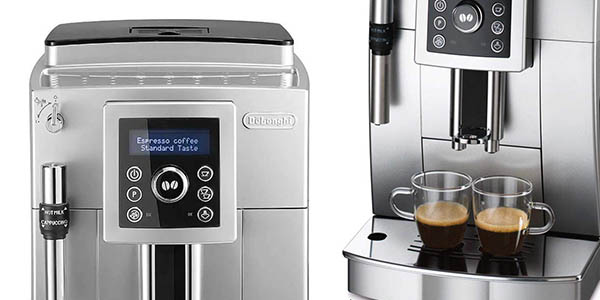 cafetera eléctrica De'Longhi Ecam 23-420-sb oferta