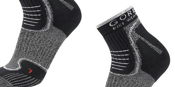 calcetines de deporte Gore Bike Tex relación calidad-precio genial