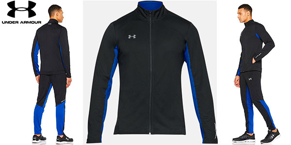 Chándal Under Armour Challenger Knit Warm-Up para hombre barato