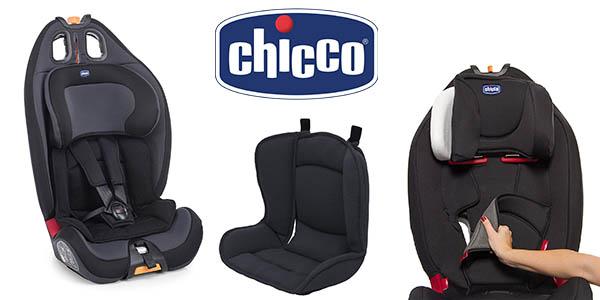 Chollazo silla de coche chicco gro up 123 por s lo 89 99 con env o gratis 40 - Silla coche grupo 2 3 carrefour ...