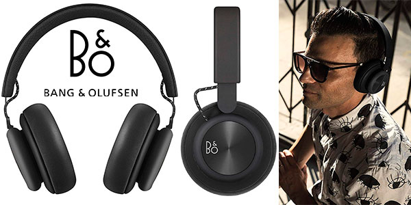 Chollo Auriculares Bang & Olufsen Beoplay H4 inalámbricos