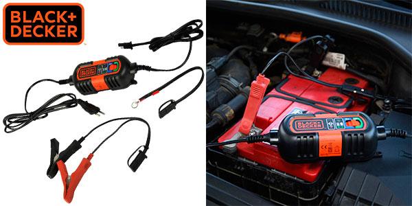 Chollo Cargador de baterías Black + Decker BDV090